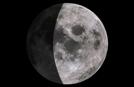 Pôsobenie mesiaca - Dorastajúci Mesiac