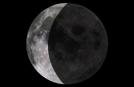 Pôsobenie mesiaca - Ubúdajúci Mesiac