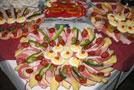Vaření a stolování pomocí smyslů